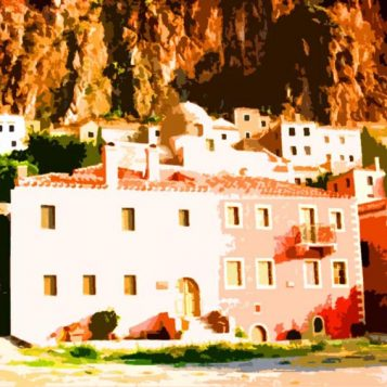 landscape photography, landscapes, monemvasia