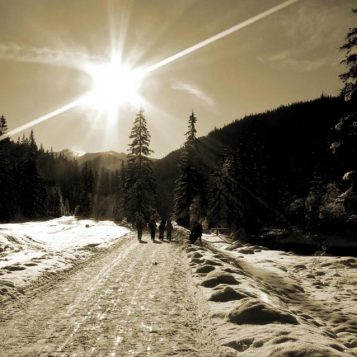 landscape photography, landscapes, winter landscape