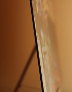 Direct photographic print on dibond metal aluminium sheet
