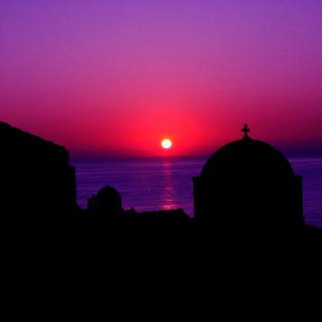 μονεμβασιά, νυχτερινό τοπίο, ανατολή ηλίου, νυχτερινή φωτογραφία
