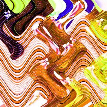 πλαστικά, μπουκάλια, αφηρημένη φωτογραφία