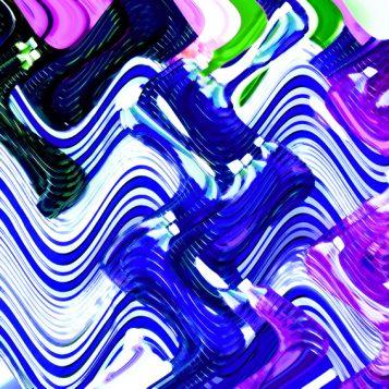πλαστικά μπουκάλια, αφηρημένη φωτογραφία