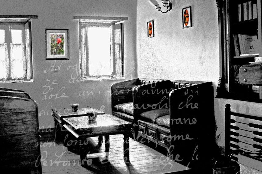 το σπίτι του ποιητή